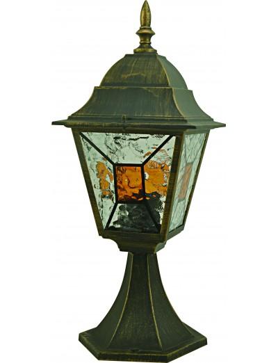 Belight Градинска лампа стояща 1xЕ27 max 60W, златна патина 34004-11-42