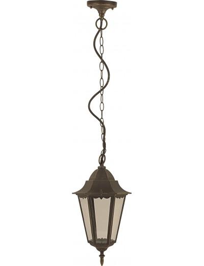 Belight Градинска лампа  висяща Е27 max100W, златна патина 36005-01-42