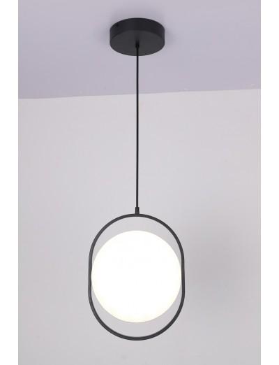 Belight Пендел 12W Интегриран LED 960lm Черен 90243-01-30