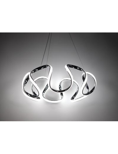 Belight Пендел 50W Интегриран LED 3600lm Хром 3104-01-11
