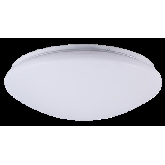 Belight Плафониера 24W Интегриран LED 1920lm Бял 70924-38-31 - Плафониери и аплици за баня
