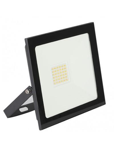 Belight Прожектор 20W Интегриран LED 1800lm Черен 74907-20-30