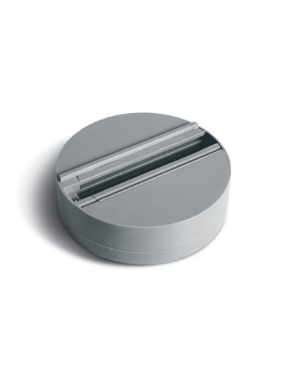 One light База за Track Спот кръгла сива 41030/G