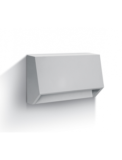One light LED Аплик 1.5W IP65 бял 67386A/W/W