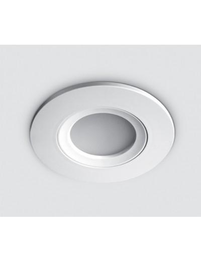 One light LED Луна за вгр. фикс. кръгла 6W WW IP65 10106P/W/W