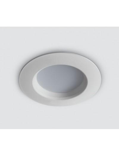 One light LED Луна за вгр. фикс. кръгла бяла 3W CW 10103T/W/C