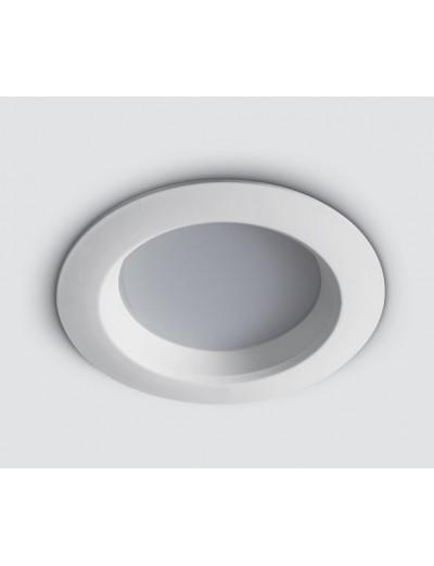 One light LED Луна за вгр. фикс. кръгла бяла 7W CW 10107T/W/C