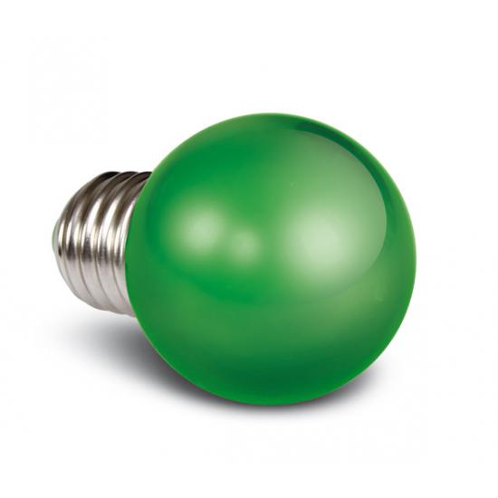 One light LED лампа зелена 0.5w E27 230V 9G01/GR/E - LED лампи с класическа форма