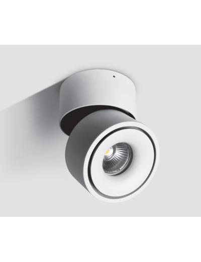 One light LED луна външен монтаж с насочване 9W WW бял 12109LA/W/W
