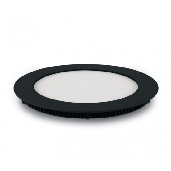 One light Луна за вграждане фиксирана Кръгла IP40 10112FA/B/W - Влагозащитени луни за вграждане
