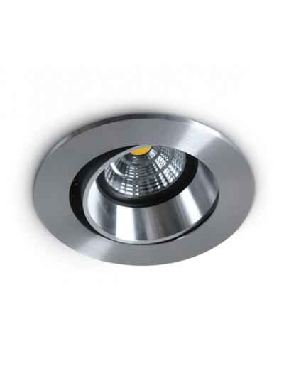 One light Луна за вграждане насочване GU10 алуминий 50W 11105B1/AL