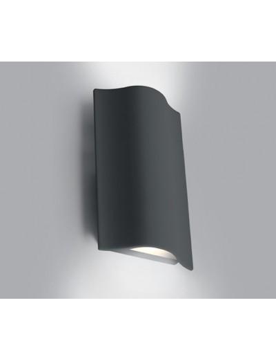 One light Външен LED аплик 2x6W IP54, антрацит 67422A/AN/W