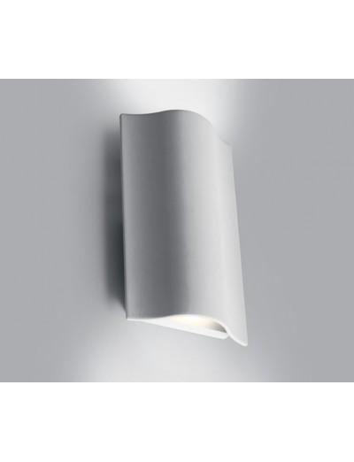 One light Външен LED аплик 2x6W IP54, бял 67422A/W/W