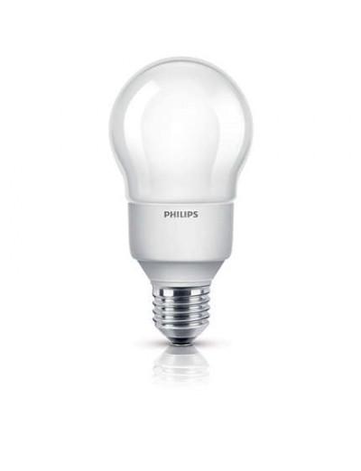 Philips Енергоспестяваща компактна лум. лампа Softon 12 W E27 топла светлина