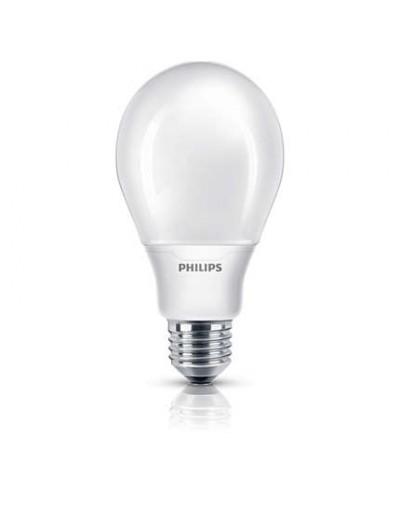 Philips Енергоспестяваща компактна лум. лампа Softon 18 W E27 топла светлина