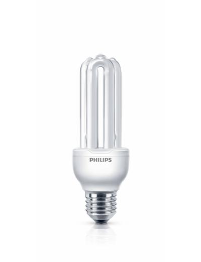 Philips Енергоспестяваща компактна лум. лампа Stick 18 W E27 студена светлина