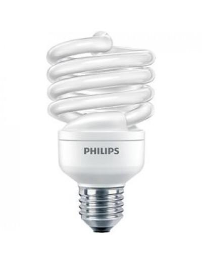 Philips Енергоспестяваща компактна лум. лампа Twister 23 W E27 топла светлина