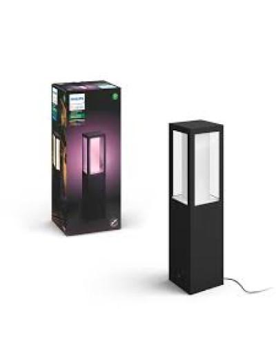 Philips, Градинска лампа, WiFi, LED, 1200Lm, 8 W, Hue Impress, IP44, Черен, 1743430P7