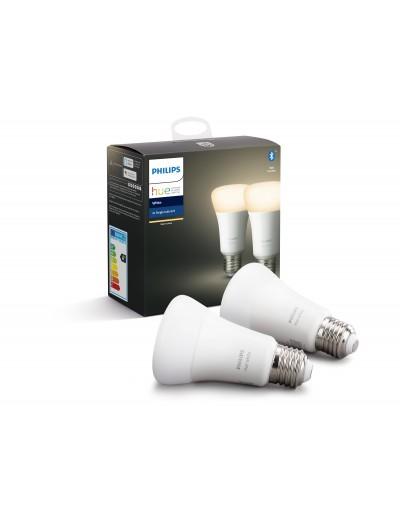 Philips HUE К-кт 2 бр. LED лампи White 871869678527000