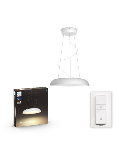 Philips HUE Пендел Amaze 39W WA Интегриран LED 3000Lm 4023331P6