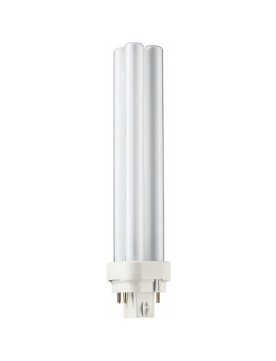 Philips Компактна лум.лампа Master PL-C 18 W 4pin G24q-2 неутрална светлина