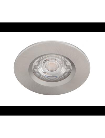 Philips LED Луна за вграждане Dive 5W 350lm IP65 Никел 3бр 871869975595900