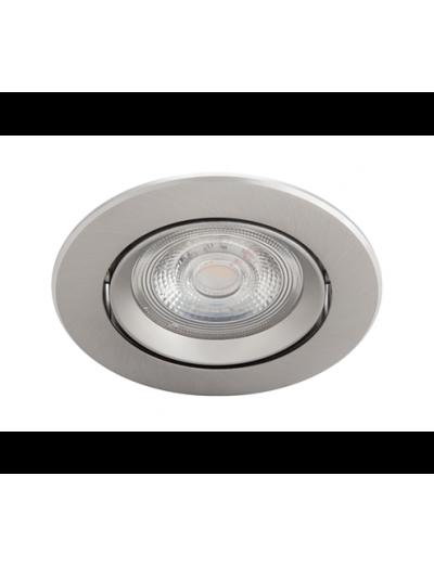 Philips LED Луна за вграждане Sparkle 5W 350lm Никел 3бр 871869975589800
