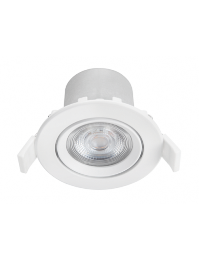 Philips LED Луна за вграждане Sparkle Бял 5W 350lm 3бр 871869975586700
