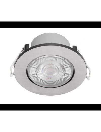 Philips LED Луна за вграждане Taragon 4.5W 380lm Никел 871869975578200