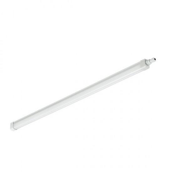 Philips, LED Осветително тяло 120 см, 33 W, 4000 К, 3600 Lm, IP 65, Сив, 871869979298599 - Индустриално осветление