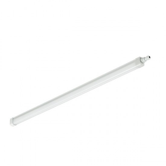 Philips, LED Осветително тяло 150 см, 51 W, 4000 K, 5600 Lm, IP 65, Сив, 871869938914799 - Индустриално осветление