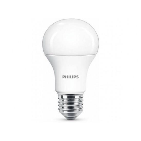 Philips LED лампа 100W A60 E27 топла светлина 871869657703502 - LED лампи с класическа форма