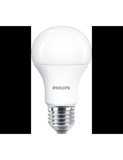 Philips LED лампа 10.5-75W A60 E27 топла светлина, димируема 871869966066600
