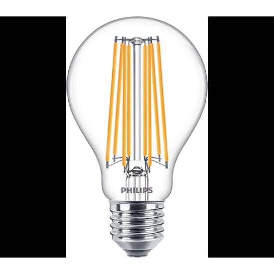 Philips LED лампа 17-150W А67 Е27 топла светлина,  871869976237700 - LED лампи с класическа форма
