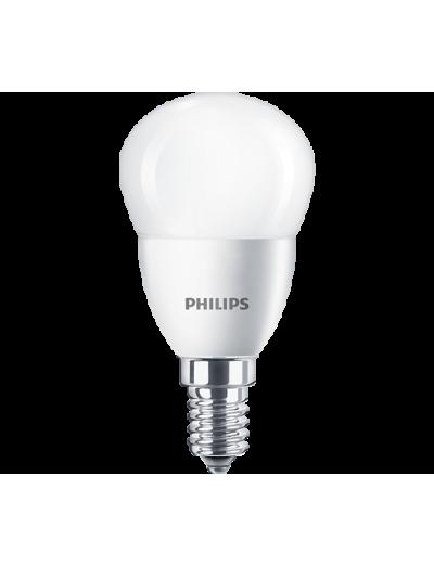 Philips LED лампа 4-25W P45 E14 топла светлина 871869977173701
