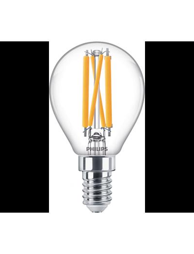 Philips LED лампа 4.5-40W P45 E14 топла светлина димируема 871869978017300