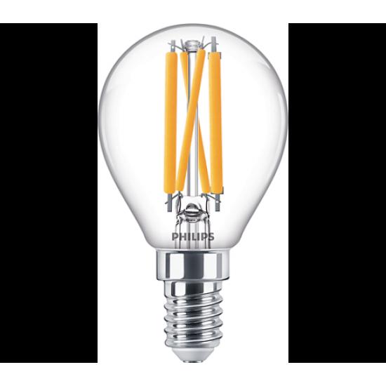 Philips LED лампа 4.5-40W P45 E14 топла светлина димируема 871869978017300 - LED лампи с класическа форма