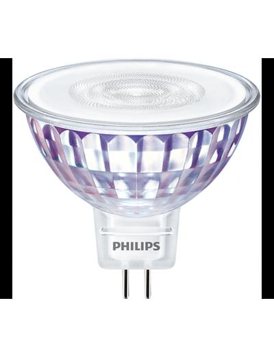 Philips LED лампа 5-35W GU5.3, топла светлина, димируема 871869977399100