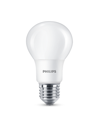 Philips LED лампа 5-40W A60 E27 неутрална светлина, 871869976982600