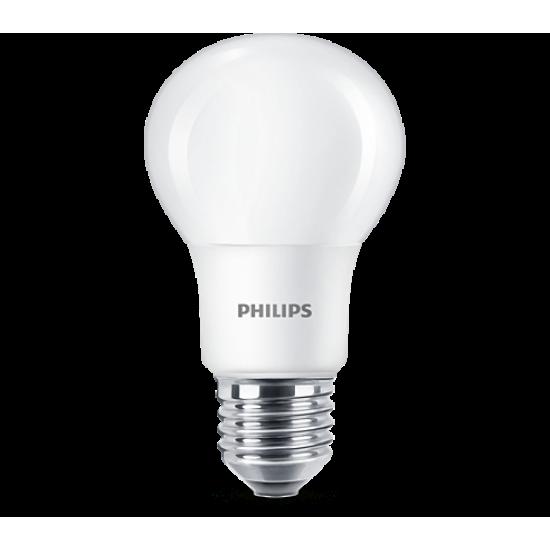 Philips LED лампа 5.5-40W A60 E27 топла светлина, 871869976958100 - LED лампи с класическа форма
