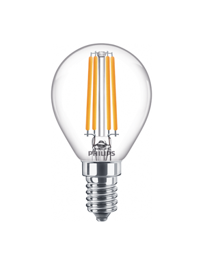 Philips LED лампа 6.5-60W P45 E14 неутрална светлина 871869964918000