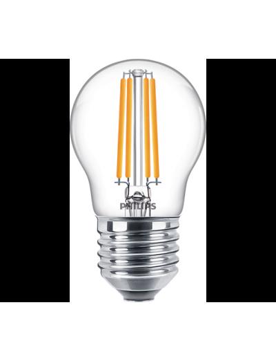 Philips LED лампа 6.5-60W P45 E27 топла светлина 871869976231500