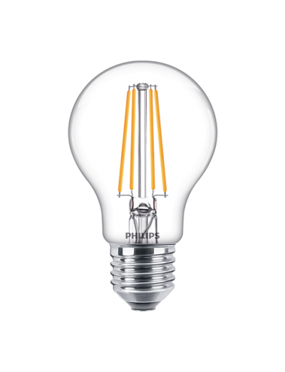 Philips LED лампа 7-60W A60 E27 топла светлина 871869977757900