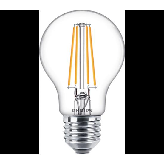 Philips LED лампа 7-60W A60 E27 топла светлина 871869977757900 - LED лампи с класическа форма