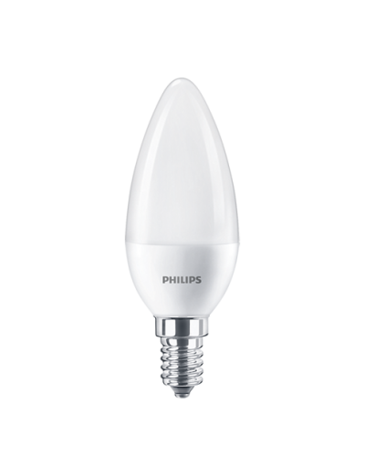 Philips LED лампа 7-60W B38 E14 топла светлина 871869977221500