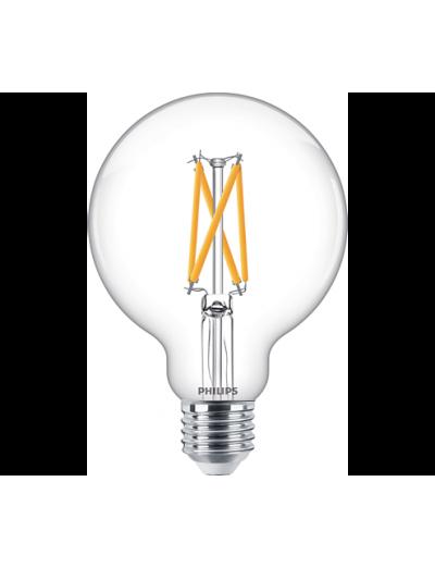 Philips LED лампа 7-60W G93 E27 топла светлина димируема 871869977048800