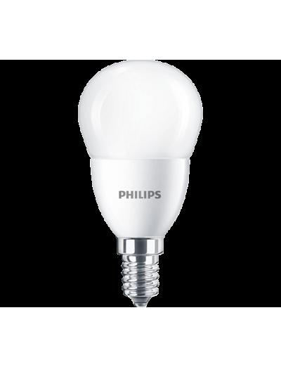 Philips LED лампа 7-60W P48 E14 студена светлина 871869977211600