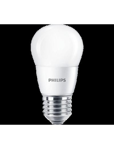 Philips LED лампа 7-60W P48 E27 неутрална светлина 871869977191100