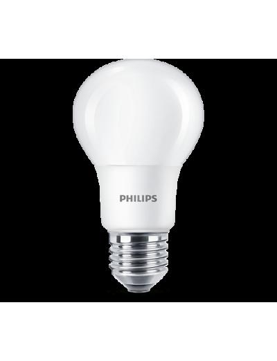 Philips LED лампа 7.5-60W А60 Е27 неутрална светлина 871869976984000