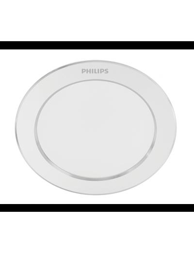 Philips LED панел 3.5W 2700K Diamond Cut бял 3бр 871869977807100